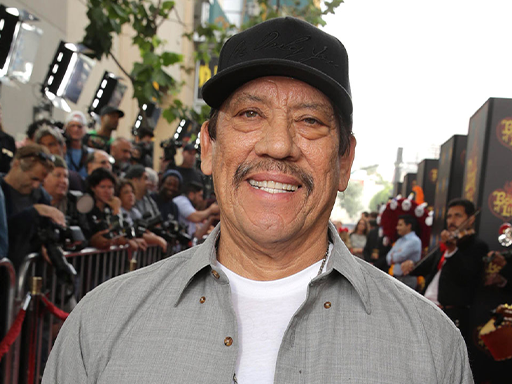 Danny Trejo Rescues Baby Trapped In Car Wreck