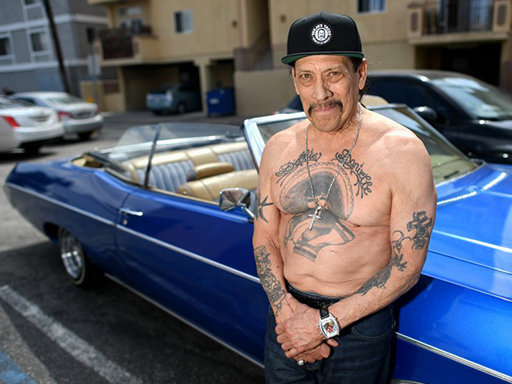 Machete man Danny Trejo has conquered movies, tacos, doughnuts and now wants a slice of the music business